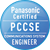 Panasonic Certified Engineer