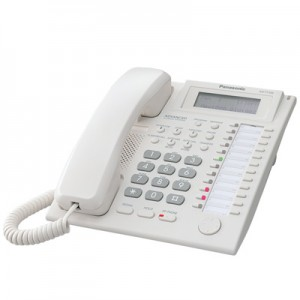 Telefon proprietar analogic Panasonic KX-T7735CE