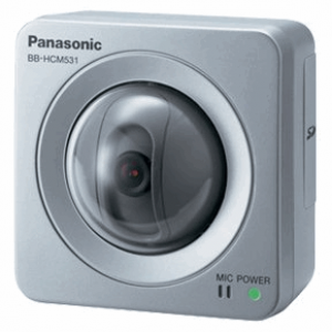 Camera IP Panasonic de exterior BB-HCM531CE